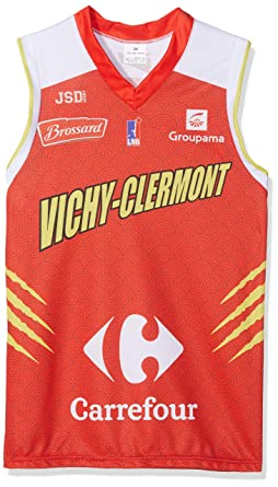 Vichy-Clermont - Camiseta de Baloncesto para niño (Temporada ...