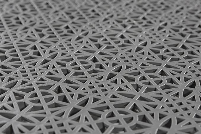 Piastrelle Verdi Plastica Giardino : Andiamo in plastica piastrelle fiese cm set composto da