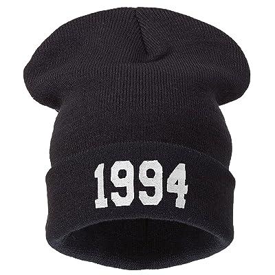 Beanie Hats - Bonnet - Femme Rouge Noir
