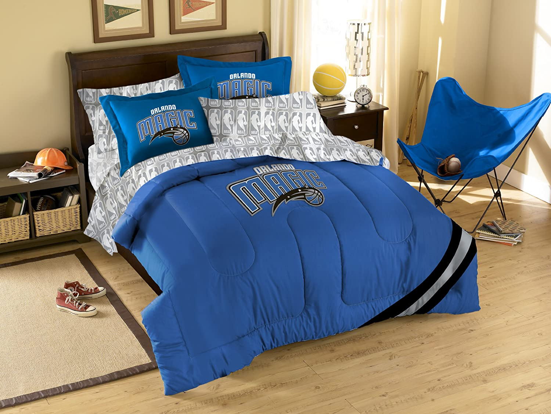 NBA Full Bedding Set