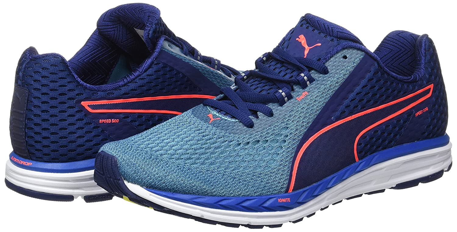 97340d0738712f Puma Men s Speed 500 Ignite 2 Running Shoes  Buy Online at Low Prices in  India - Amazon.in