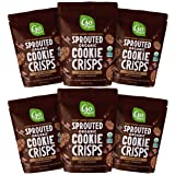 Go Raw Superfood Cookie Crisps, Choco Crunch, 3 oz