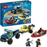 LEGO 60272 City Police Elite Police Boat Transport