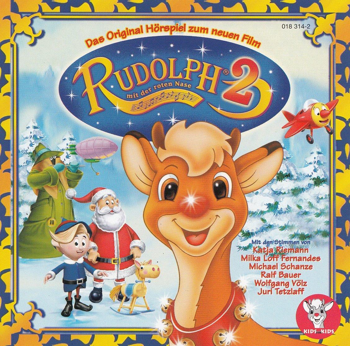 2 Rudolph Mit Roten N Der Gifts Award