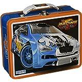 Hot Wheels Tin Box [Racing]
