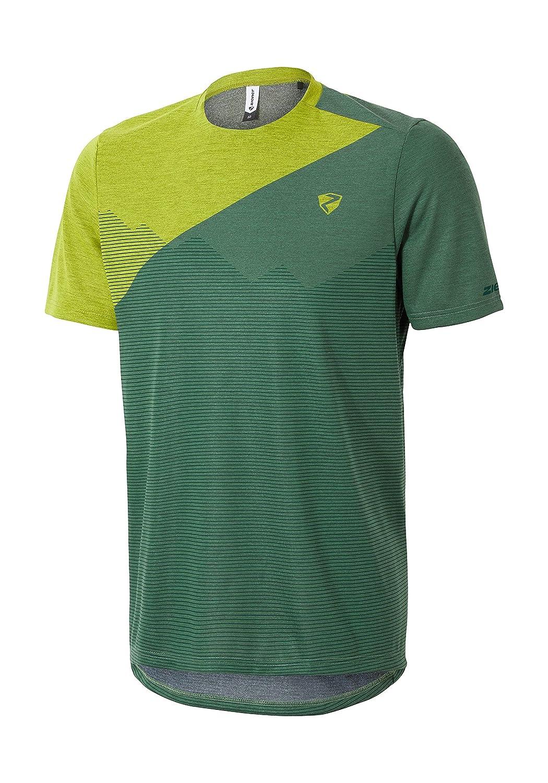 Fahrrad//Outdoor//Fitness//Sport shirt Ziener Herren EEFAN man Funktions-Shirt atmungsaktiv|schnelltrocknend|kurzarm
