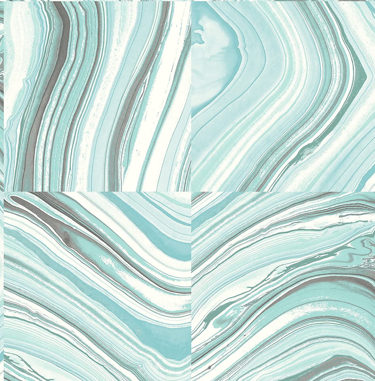 Great Wallpaper Marble Turquoise - 91%2BBYCcFKzL  Pic_82683.jpg