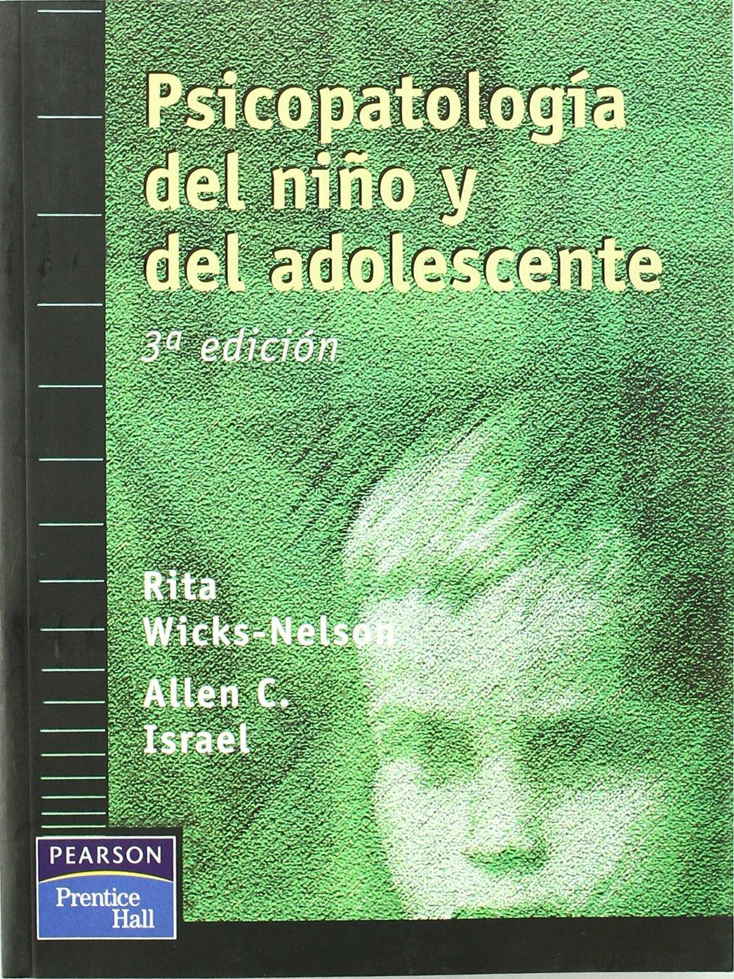 Psicopatologia del Nio y del Adolescente - 3 EDI (Spanish Edition) PDF