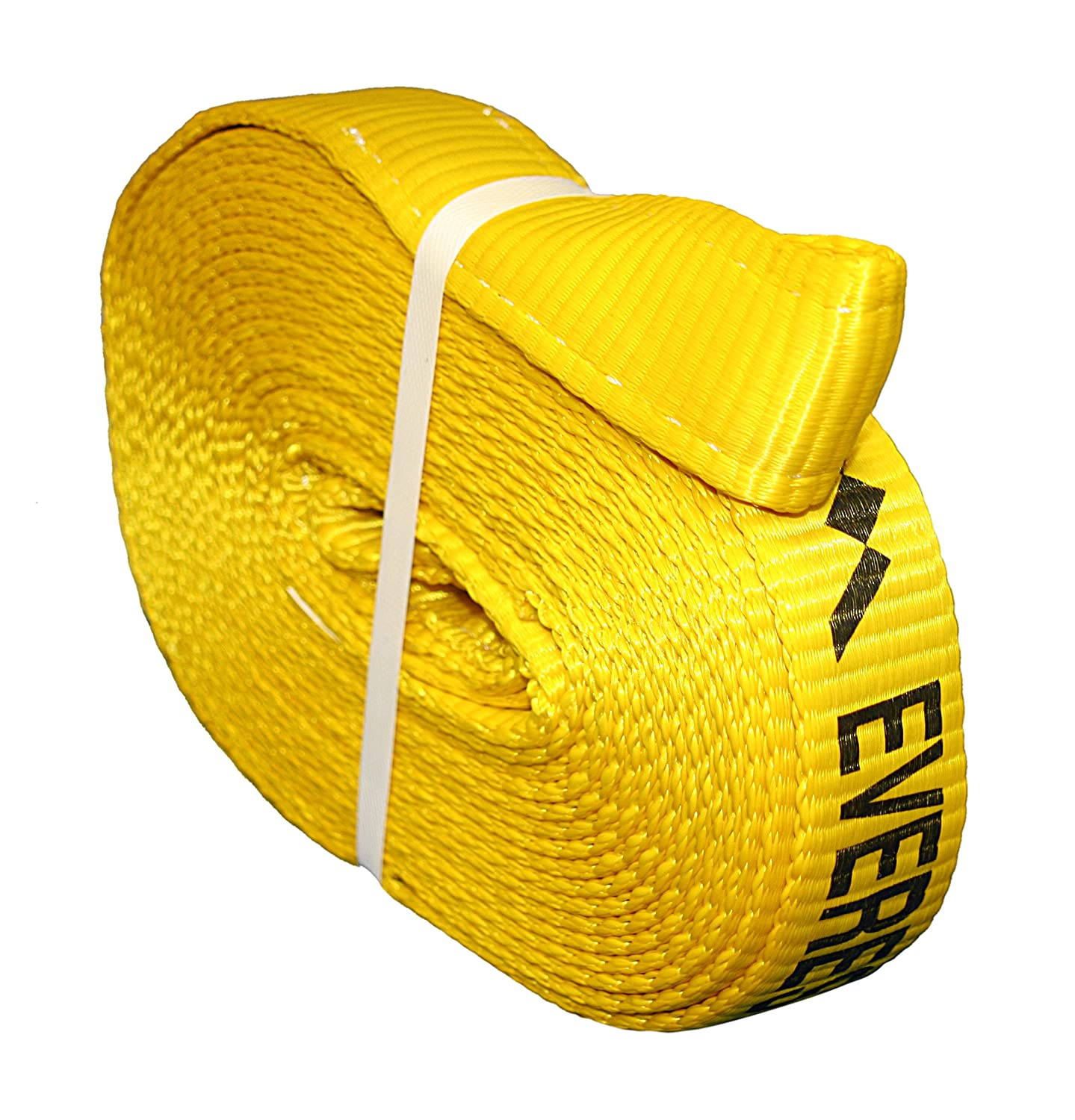 Everest C1064 Yellow 2-Inch x 30-Feet Recovery Strap
