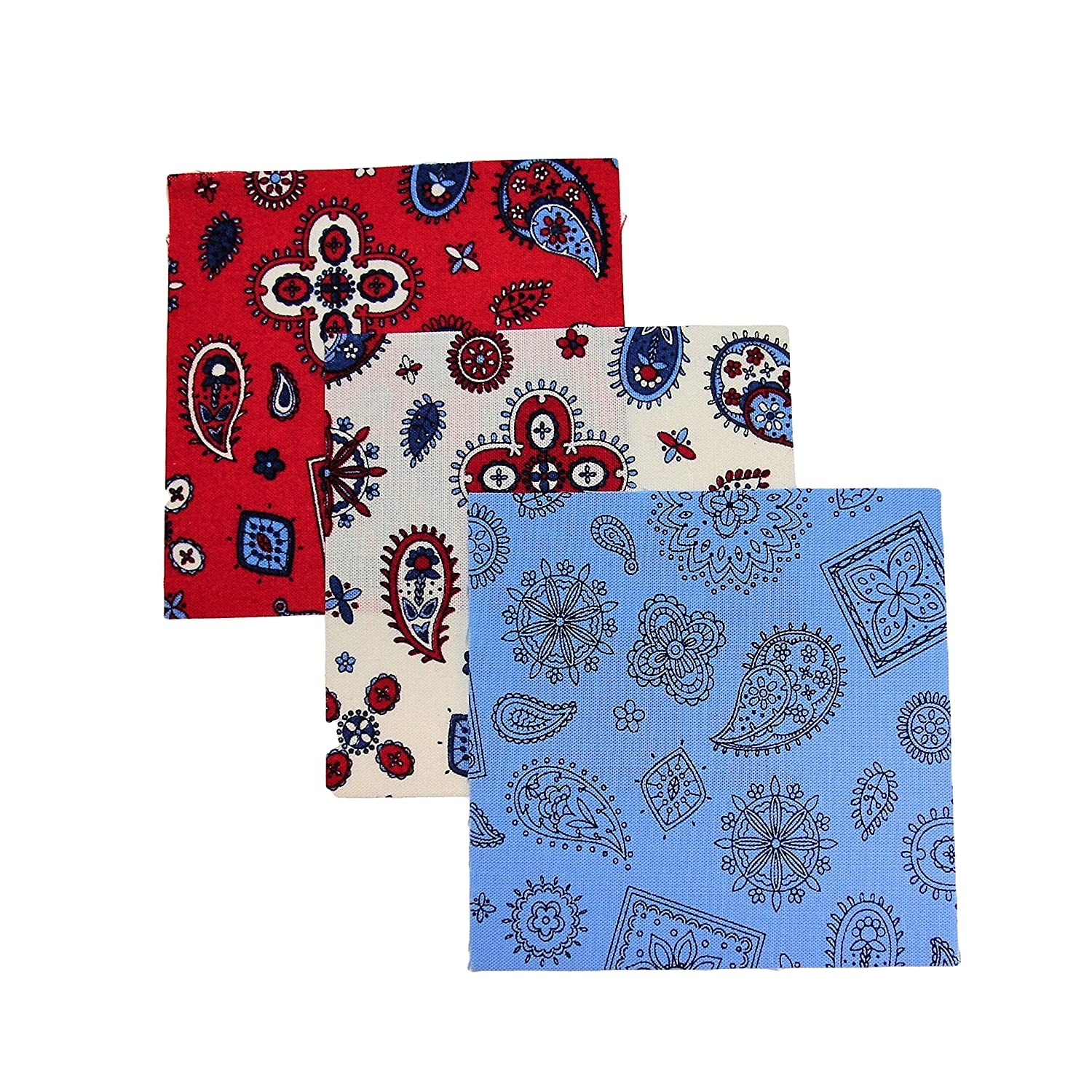 5 Inch Charm Pack DIE Cut Set of 42 Charm Packs for Quilting Precut Fabric Autumn Joy Quilting Fabric