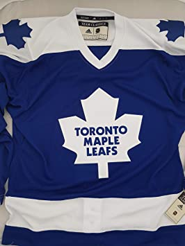 separation shoes 58a07 0ccc7 Toronto Maple Leafs Team Classic Adidas Authentic NHL ...