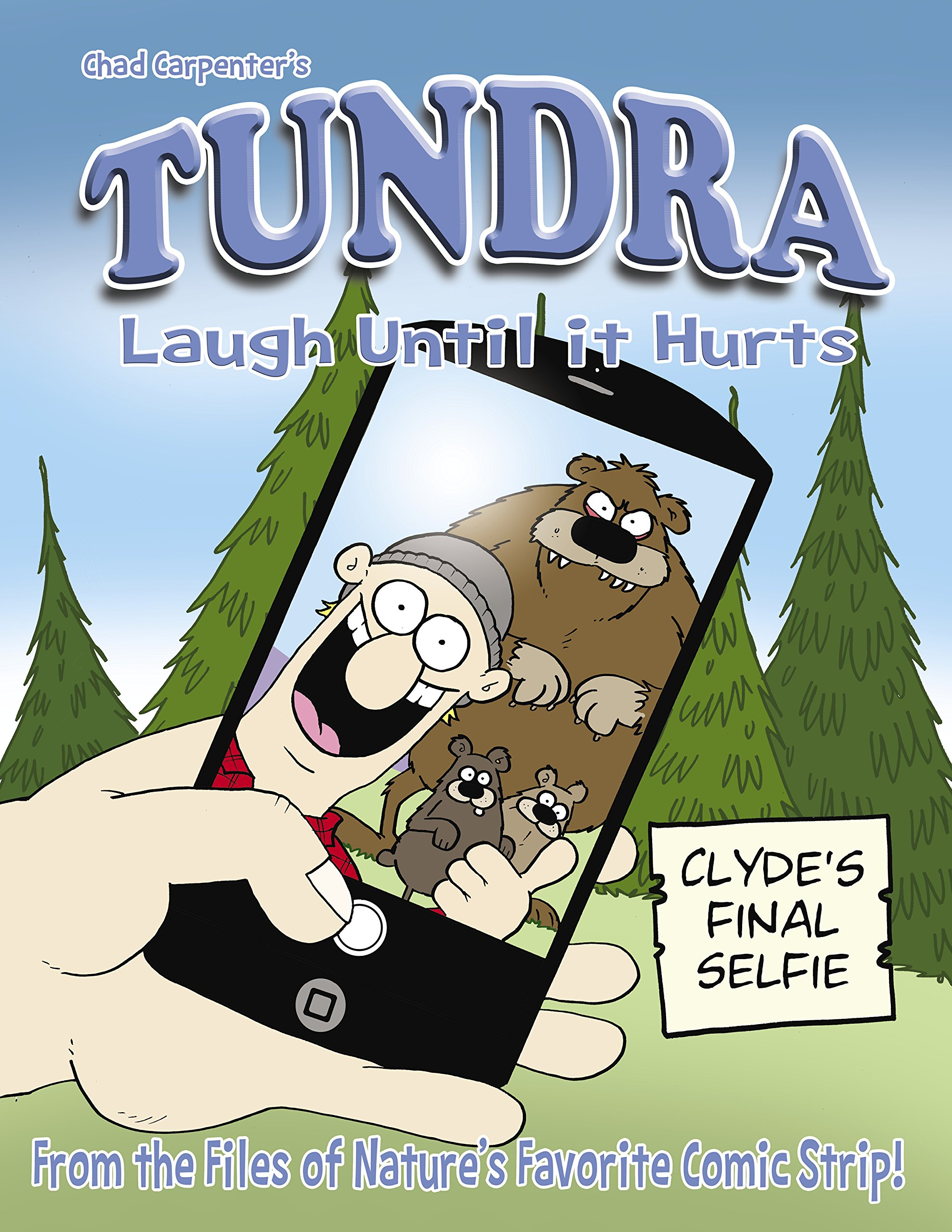 Download Tundra: Laugh Until It Hurts: Clyde's Final Selfie pdf