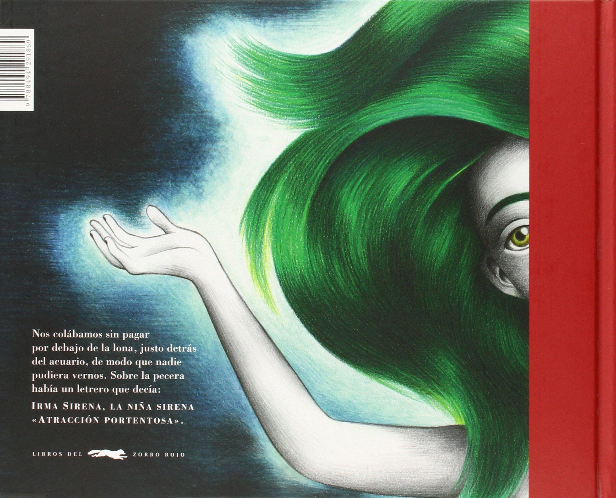 Irma Sirena (Álbumes ilustrados): Amazon.es: Antonio Tabucchi, Gabriella Giandelli, Carlos Gumpert: Libros