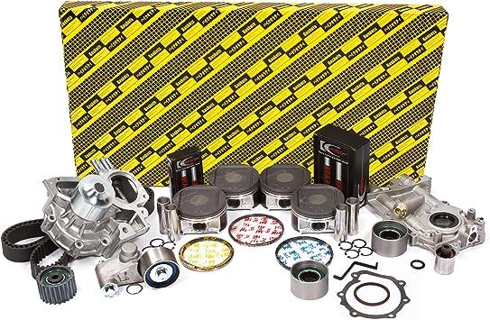 Full Gasket Set Head Bolts Fit 02-05 Subaru Impreza WRX Turbo USDM 2.0L EJ205