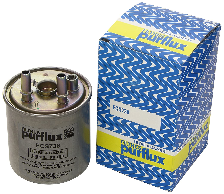 Purflux Fcs738 Injecteurs de Carburant Sogefi Filtration France