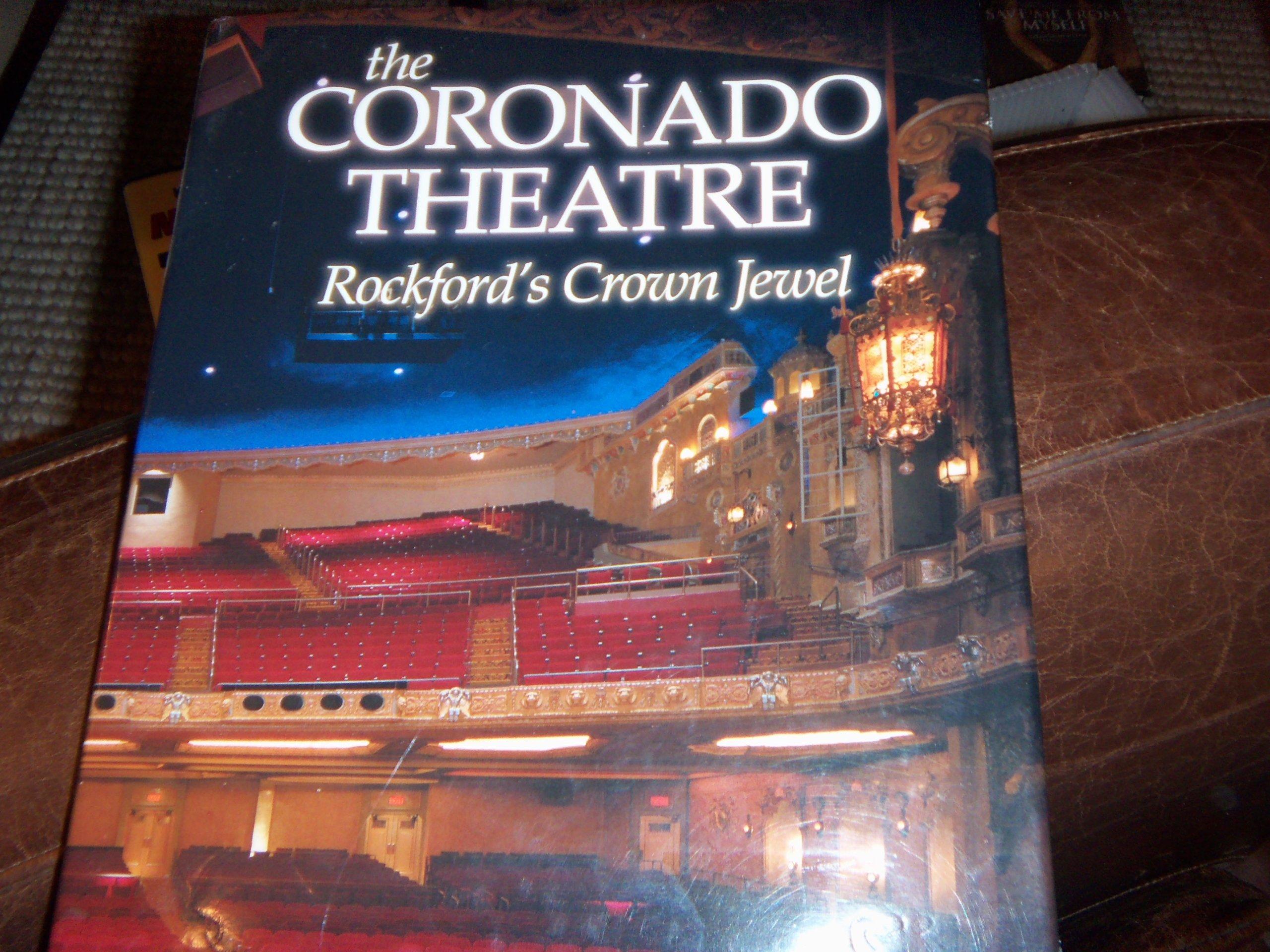 Download The Coronado Theatre: Rockford's Crown Jewel pdf