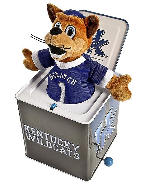 amazon com university of kentucky wildcats jack in the box