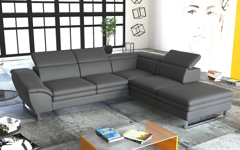 Couchgarnitur Ecksofa Sofagarnitur Sofa Michelini 1 Wohnlandschaft