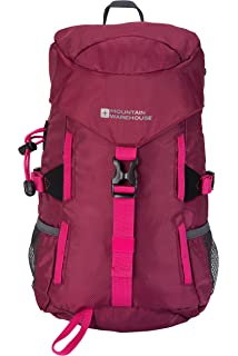 ce6610e2fa Mountain Warehouse Endeavour 12L Backpack - Airmesh Back Daypack ...