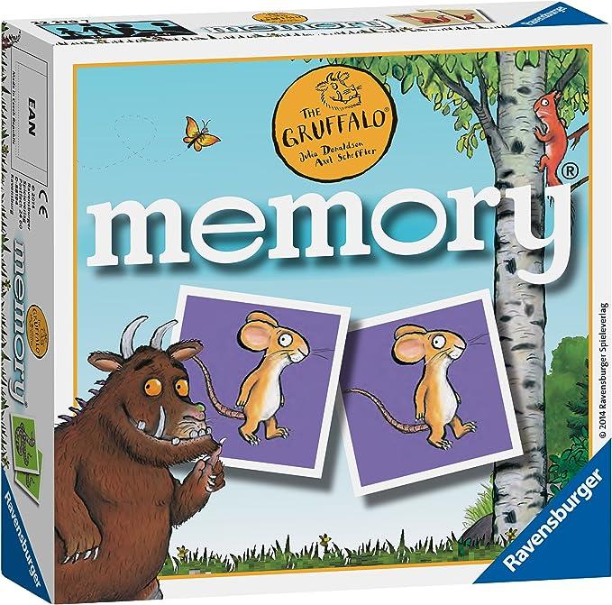 Ravensburger Peppa Pig Mini Memory Spiel 21376