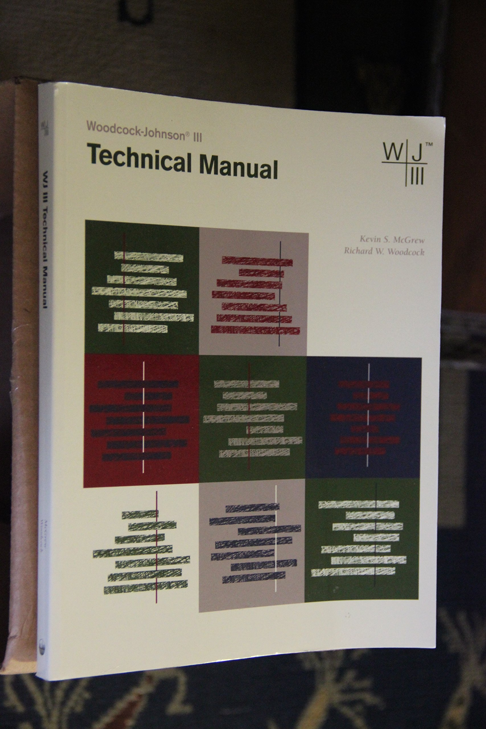 Woodcock johnson tests of achievement kit (wj-iii) | #1627789895.