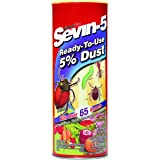 Sevin Ready-To-Use 5% Dust 1 lb