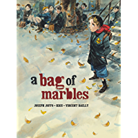 A Bag of Marbles: The Graphic Novel (Junior Library Guild Selection)