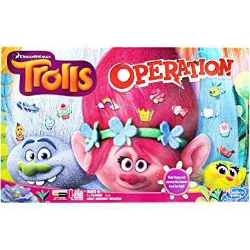 powerful Operation Board Game