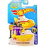 Hot Wheels, 2017 HW Screen Time, The Beatles Yellow Submarine 49/365