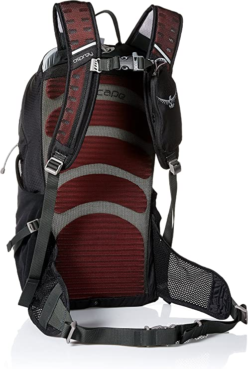 Osprey Escapist 32 Unisexe Sac à dos de vélo-Noir Toutes Tailles