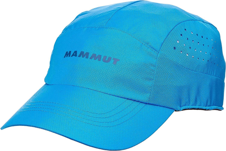 Mammut RUNBOLD Pro - Gorra, Unisex Adulto, Azul(Imperial): Amazon ...