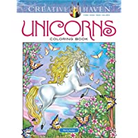 Image for Creative Haven Unicorns Coloring Book (Creative Haven Coloring Books)