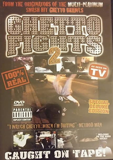 Amazon. Com: ghetto fights 2 special deluxe edition (parental.