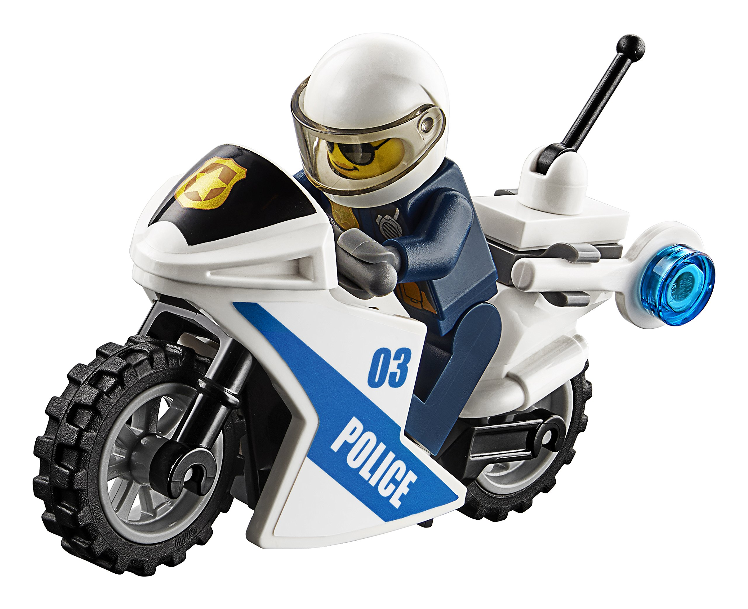 LEGO City Police Mobile Command Center 60139 Building Toy by LEGO (Image #10)