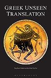 Greek Unseen Translation