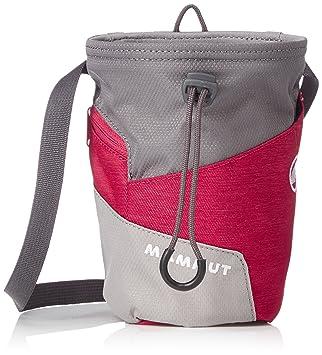 Mammut Rider Chalk Bag Magnesia Bolsa, Color Magenta, tamaño Talla única
