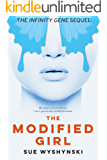 The Modified Girl (Girl On Fire Book 3)