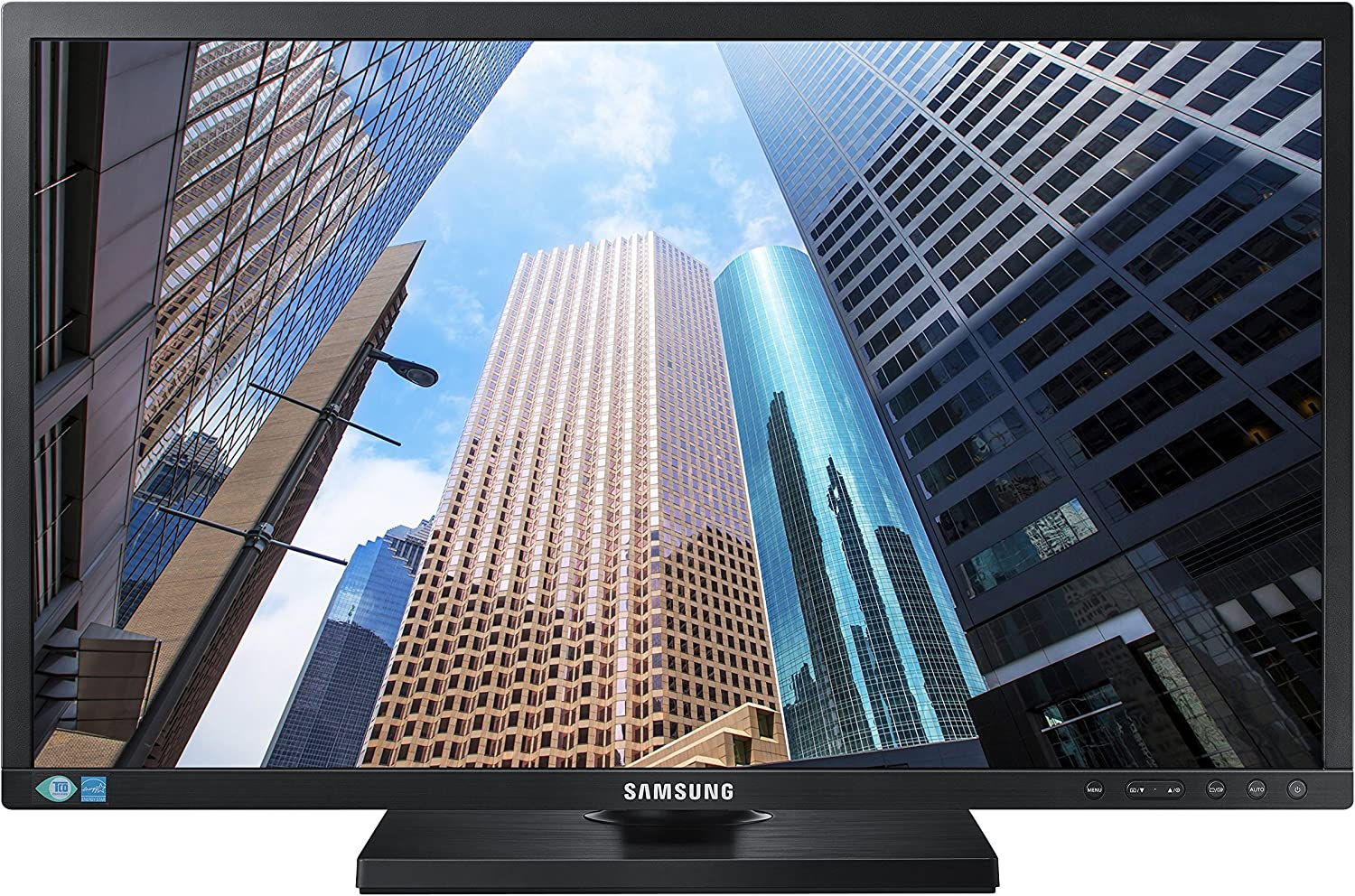 "Samsung LS24E45KDSG/GO 24"" S24E450D 1920x1080 LED Monitor for Business"