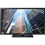 Samsung 23.6 inch FHD 1920x1080 Desktop Monitor for Business with HDMI, VGA, DisplayPort, VESA mountable, 3-Year Warranty, TAA (S24E650PL)