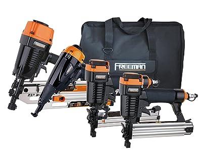 Freeman P4FRFNCB Framing/Finishing Combo Kit
