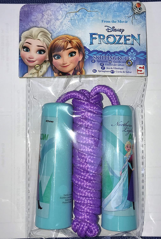 cf483dc21e8 Disney Frozen Skipping Rope  Amazon.co.uk  Toys   Games