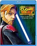 スター・ウォーズ:クローン・ウォーズ 〈フィフス・シーズン〉  コンプリート・セット (2枚組) [Blu-ray]