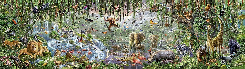 Educa Wildlife 33,600-piece Jigsaw Puzzle