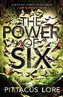 The Power Of Six: Lorien Legacies Book 2 (English