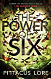 The Power of Six: Lorien Legacies Book 2
