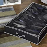 Richards Homewares Black/Grey Gearbox 16 Cell