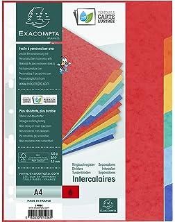 RECAMBIO TAPA BLANDA A4 200H+50H 4X4 con margen AZUL: Amazon ...