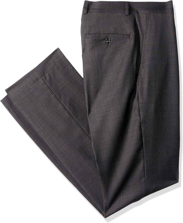 Kenneth Cole New York Mens Slim Fit Suit Separate Pant Business Suit Pants Set