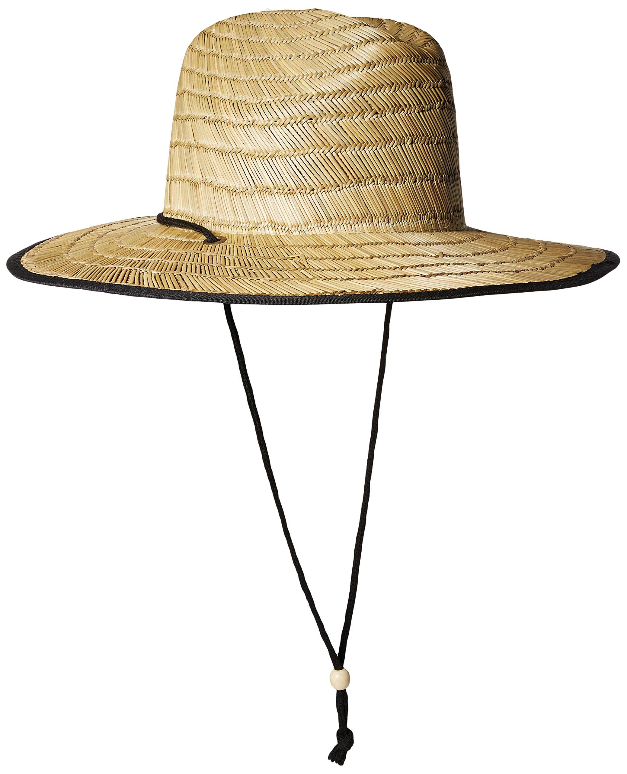 Roxy Women's Tomboy 2 Straw Sun Protection Hat, True Black, M/L by Roxy (Image #2)