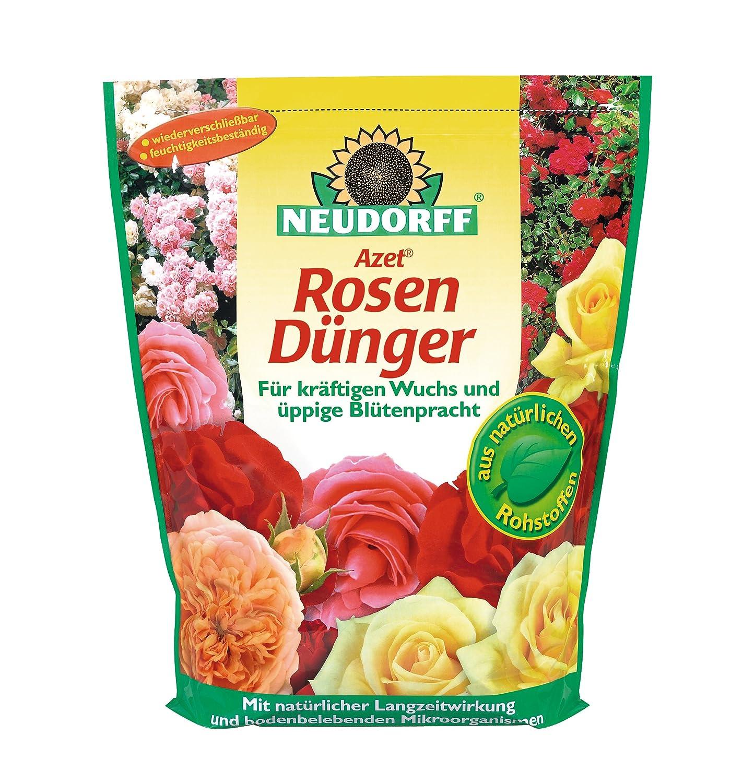 Concime granulare Azet rose - 1, 75 kg. - Confezione: 1, 75 kg. Confezione 1, 75 kg. Neudorff 01201